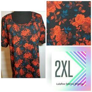 LuLaRoe 2XL Classic T